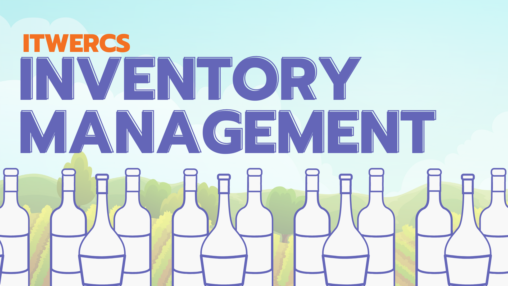 ITWERCS Inventory Management