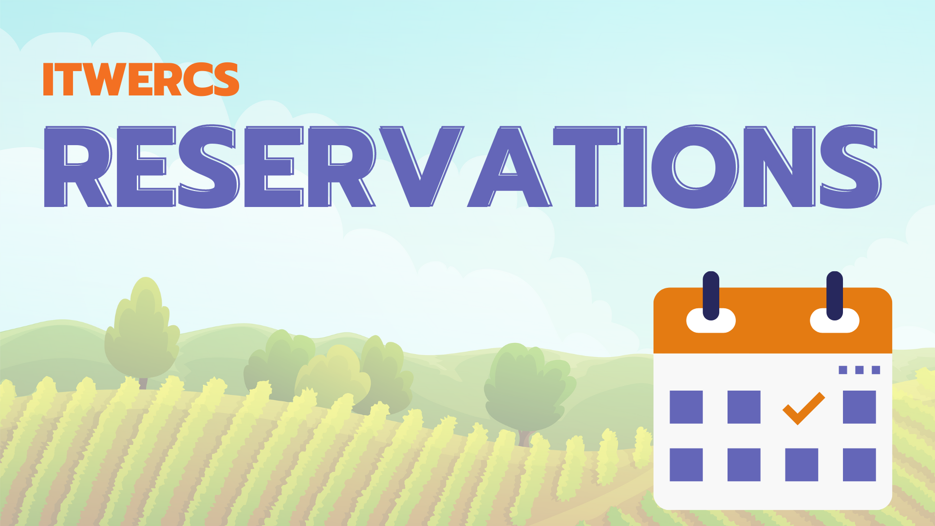 ITWERCS Reservations