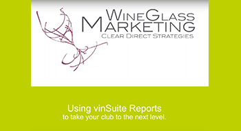 WineGlass Marketing Webinar - Club Next Level
