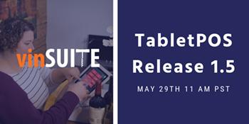 TabletPOS 1.5 Release
