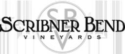 Scribner Bend Vineyards logo