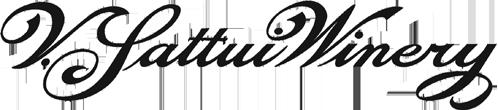 V. Sattui Winery logo
